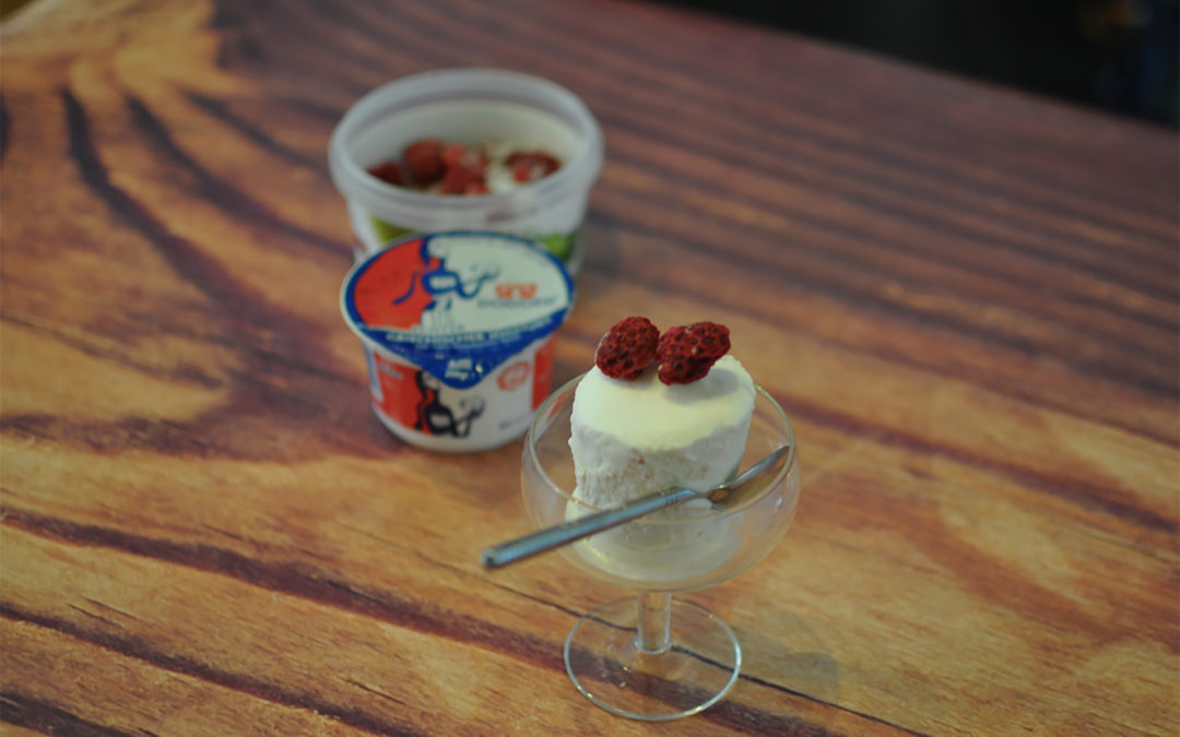 Dodoni frozen jogurt