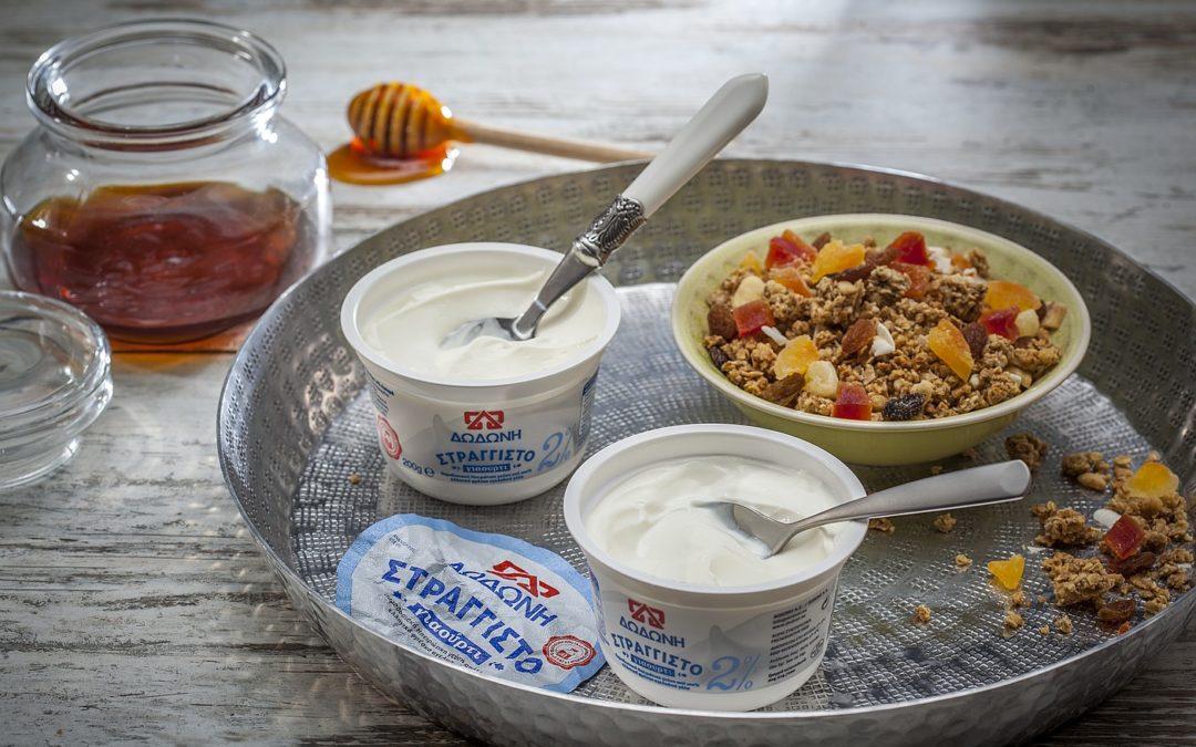 Dodoni grčki jogurt sa medom i orasima